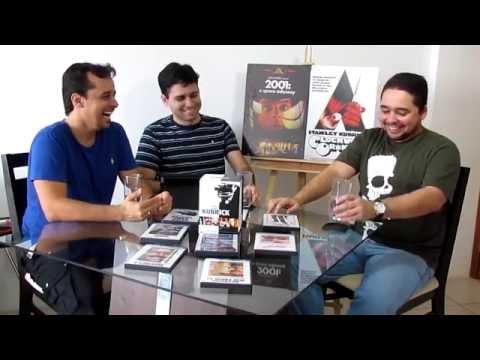 #34º Videocast Pipoca e Rapadura - Stanley Kubrick (Parte II)