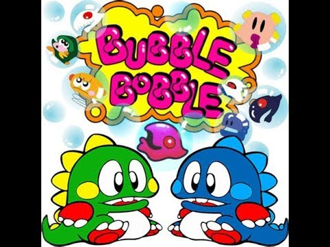 Let's try & play Bubble Bobble on the Sega Game Gear