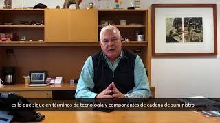 Logistic Summit & Expo 2018 - Gestión de la Información - Ramiro Delgado