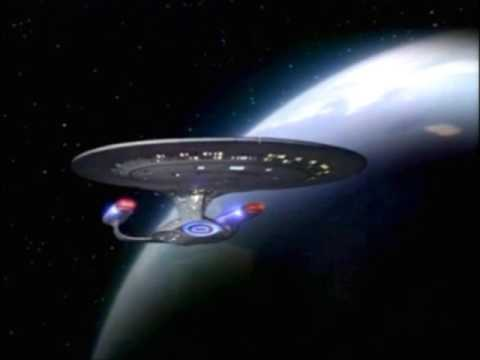Star Trek - The Techno Mix