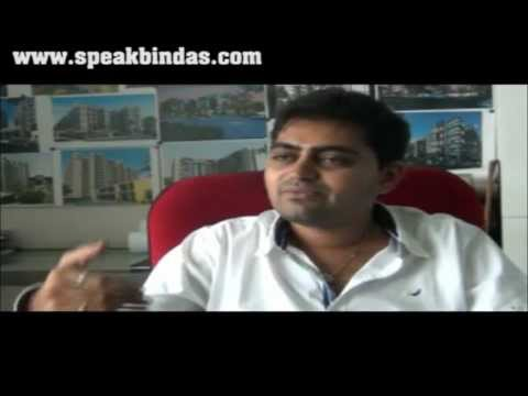 Interview of Chetan Rokad of Patel Builders, Rajkot