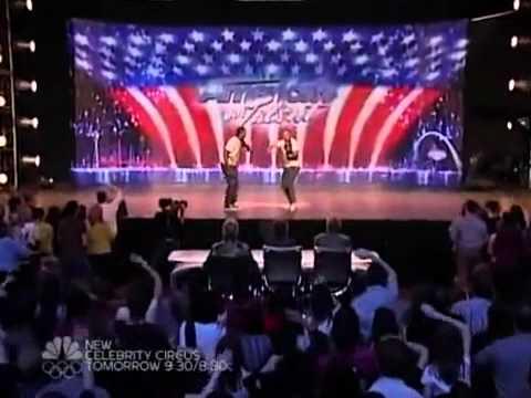 America got talent BEST AUDITION EVER  Nuttin but stringz  Amazing violinflv