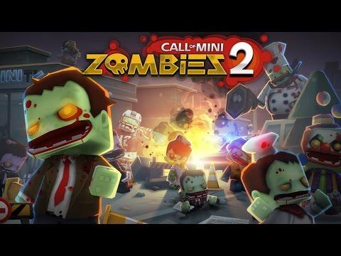 Call of Mini Zombies 2 - หน้าเหลี่ยมตะลุยซอมบี้ เกมมือถือ