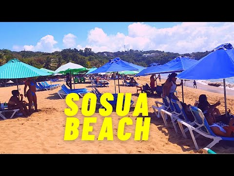 SOSUA BEACH DOMINICAN REPUBLIC IS REOPENED AFTER THE LOCKDOWN 2021 | PLAYA SOSUA #Shorts
