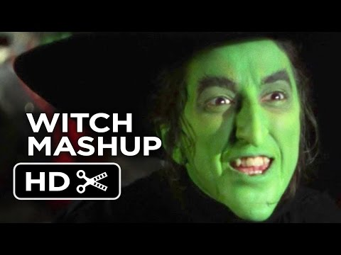 Double, Double Toil and Trouble - Ultimate Witch Movie Mashup (2014) HD