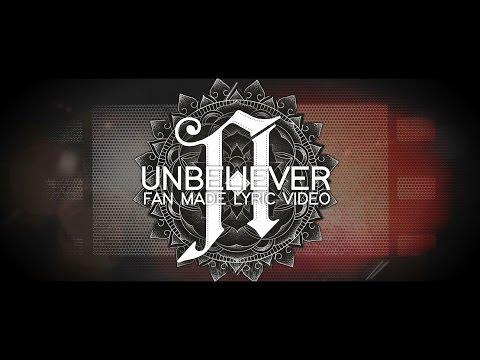 "Architects - ""Unbeliever"" (Lyric Video)"