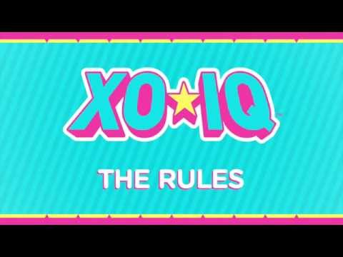 XO-IQ - The Rules [Official Audio | From the TV Series Make It Pop]