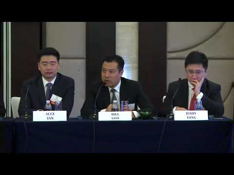 2018 International Shipping Forum - China - Financial Leasin