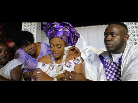 Hervé and Betty (Ivory-Coast🇨🇮/Congolese🇨🇩 Traditional Wedding)