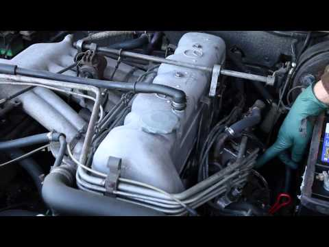 1968 mercedes 280sel m130 6 cylinder engine: classic series '50 to '74 part  13 - youtube  youtube
