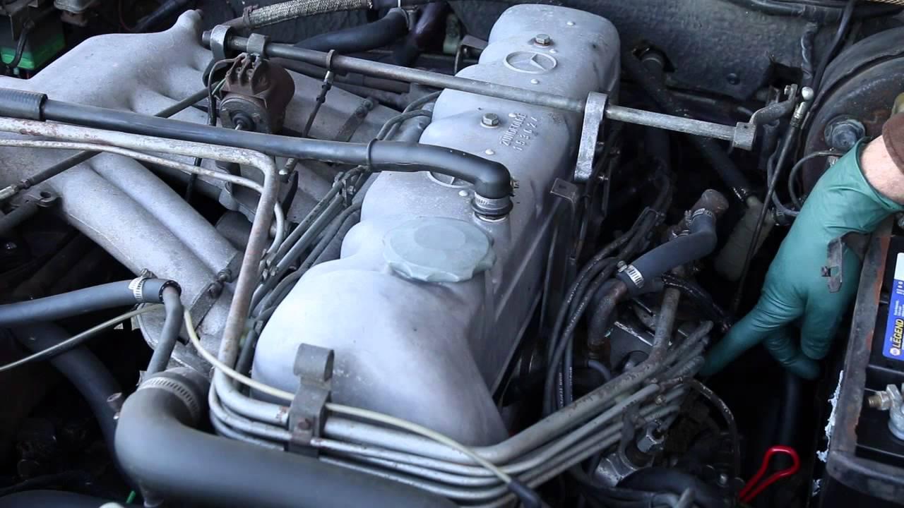 1968 mercedes 280sel m130 6 cylinder engine classic series 50 to mercedes m130 engine parts diagram [ 1280 x 720 Pixel ]