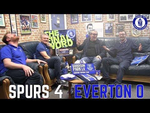 Tottenham Hotspur 4-0 Everton | The Final Word