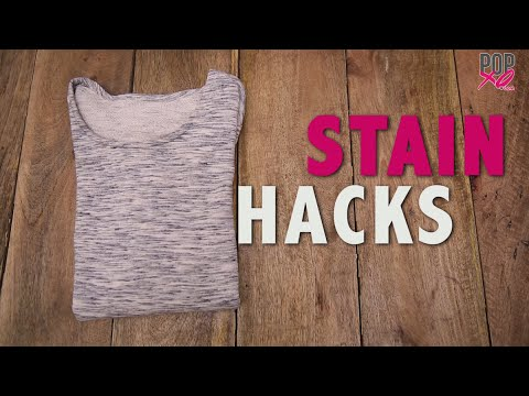 How To Remove All Types Of Stains  Stain Removal Hacks  POPxo