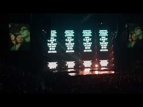 "Demi Lovato - ""Warrior"" Tell Me You Love Me Tour Live San Diego 2/26/18"