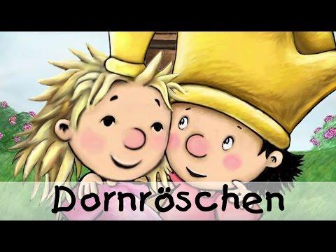 Dornröschen war ein schönes Kind - Der kleine König || Kinderlieder