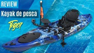 "Vídeo: Kayak de pesca ""Tiger"""
