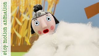 Ben & Holly's Little Kingdom toys The elf windmill Stop Motion Animation english episodes 2017 HD