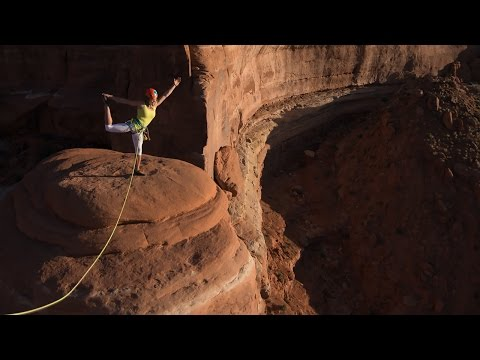 Behind the Scenes of National Parks Adventure - Climbing Penguins in Utah