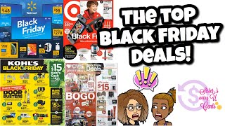 The BEST Black Friday Deals at Target, Walmart, CVS, & Kohl's #blackfriday