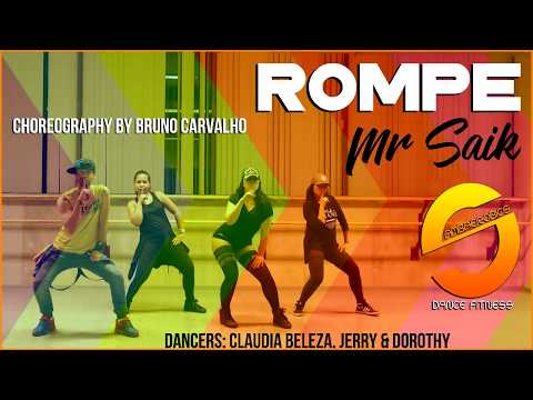Mr Saik - Rompe (Coreografia)
