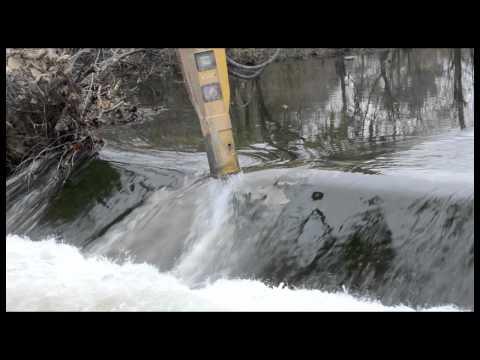 Finesville Dam Prep & Notch (Day 1).mov