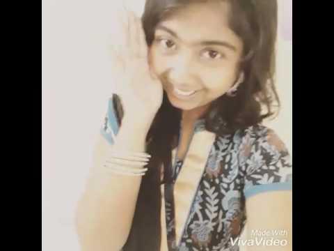 Nenjukulla nee😍dubsong by krisha gunaratnam