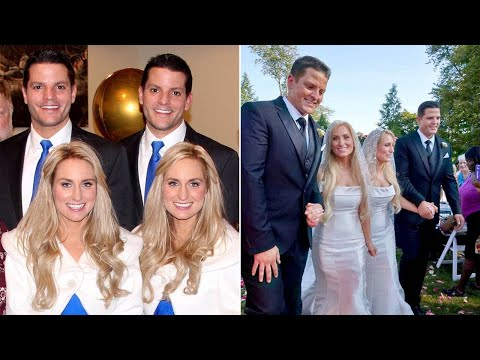 Twins Who Married Twins Both Pregnant, Look What Doctor Finds