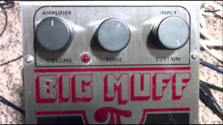 Smashing Pumpkins - Big Muff (Mayonaise Fuzz Tone)