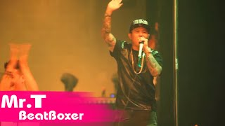 [Mr.T BeatBox] -  Showcase at New Phuong Dong Club in Da Nang City 29/08/2013