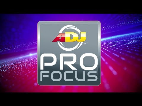 ADJ Pro Focus: Church Lighting Solutions