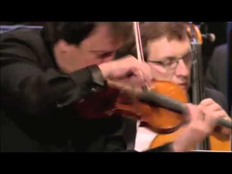 Prokofiev Violin Concerto no.1 - Sergej Krylov, Violinist