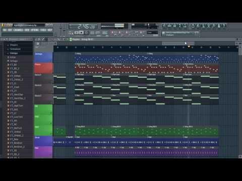 Timbaland - Apologize ft OneRepublic Instrumental FL Studio Remake