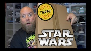 PURCHASED A CASE OF STAR WARS DARTH VADER FUNKO POP FROM BOX LUNCH + MULTIPLE CHASE VARIATIONS!!