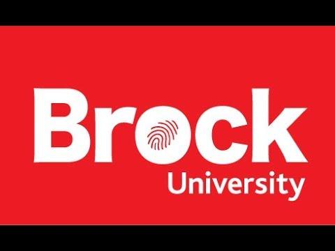 Brock University Application Workshop (2017)