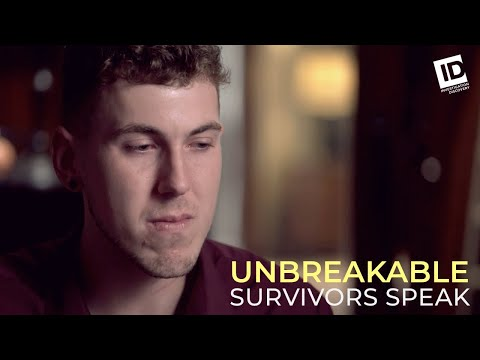 He Survived a Terrible Crime, His Family Did Not | Survivor Stories