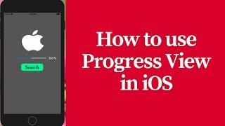 how to use progressView in ios