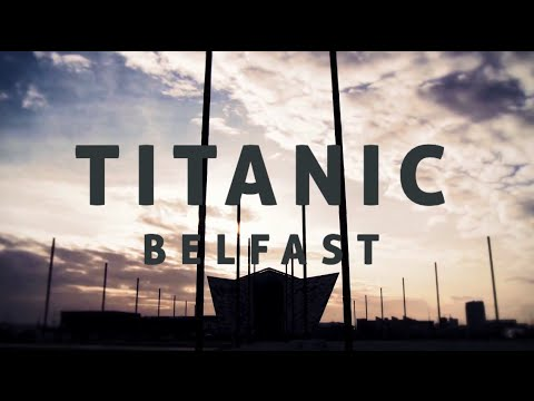 Titanic Belfast - World's Leading Tourist Attraction 2016