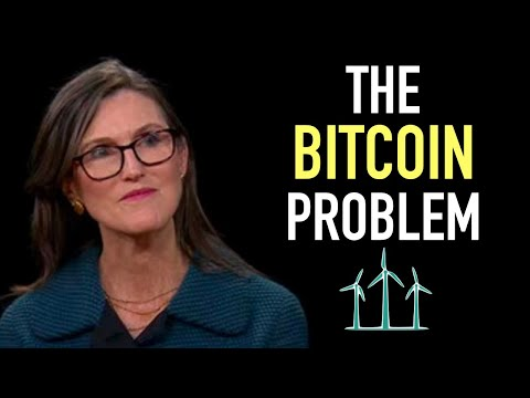 Cathie Wood: Is Bitcoin DOOMED To Fail?