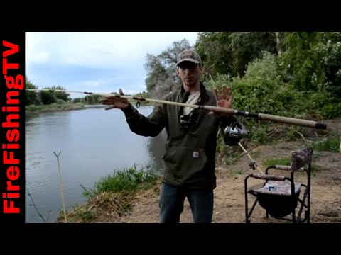 Catfishing Tips And Rig On The Yakima River