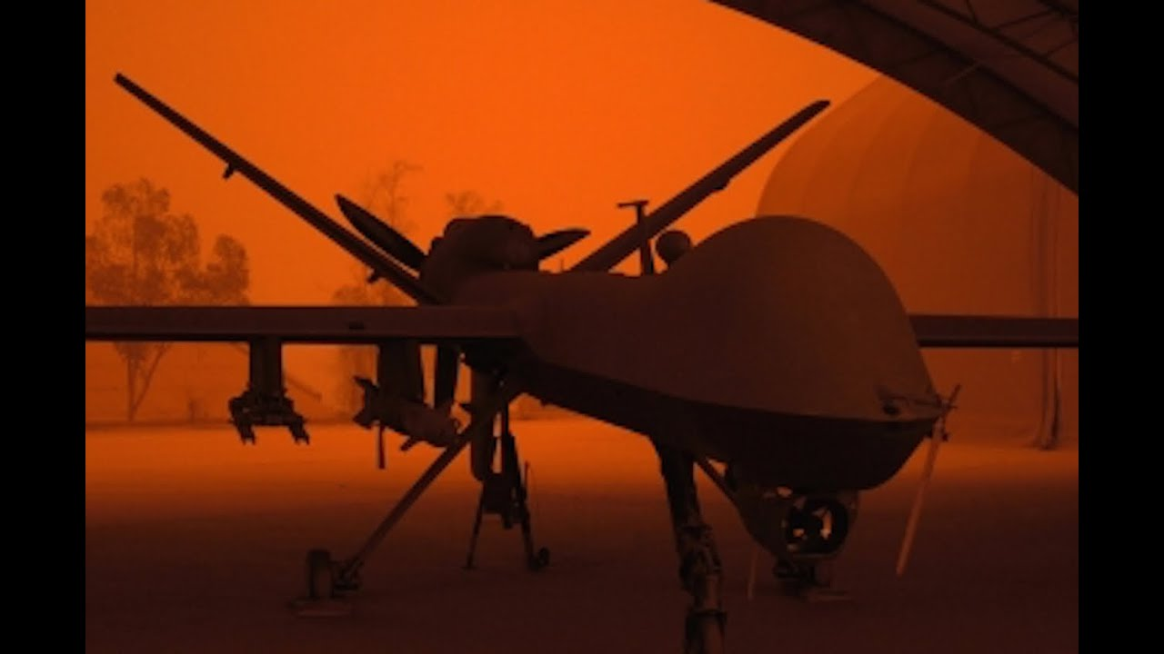an outline about the risks of cias investment into the drone program