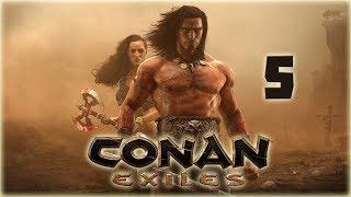 Conan Exiles выживание и прохождение - 5 - Небольшая вылазка в Безымянный город