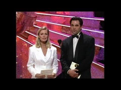 James Garner Wins Best Actor Mini Series  Golden Globes 1991