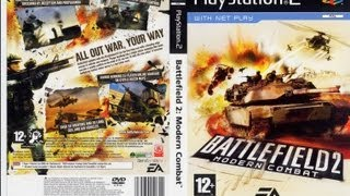 Battlefield 2: Modern Combat PS2 on PS3 (60gb) gameplay - HD 1080p