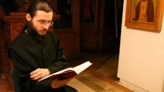разбор молитв ко Святому Причащению(, 2013-04-28T05:33:01.000Z)