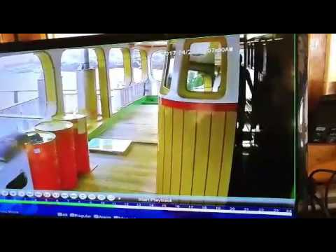 Indian attacks on an Indian guy | sharjah | captured in cctv