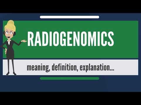 what-is-radiogenomics?-what-does-radiogenomics-mean?-radiogenomics-meaning,-definition-&-explanation
