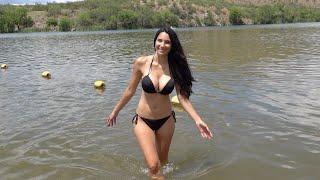 Swimming, Fishing & Camṗing   Follow me around