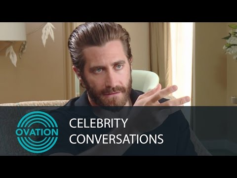 "Jake Gyllenhaal talks Little Shop of Horrors -- singing and ""playing against type"""