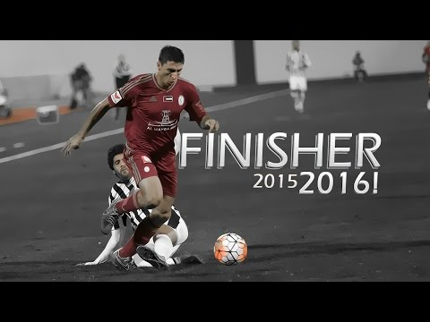 الجلاد - سيبستيان تيجالي | 2015-16 | FINISHER - SEBASTIAN TEGALI