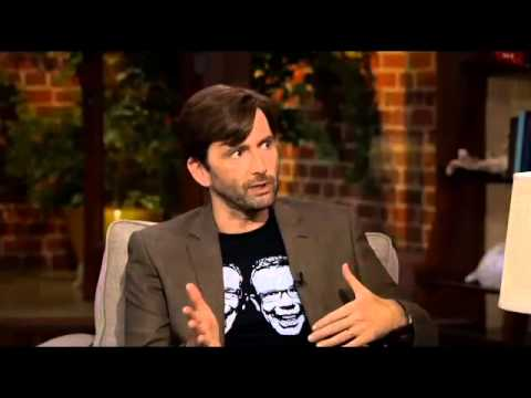 David Tennant On His Detective Role In FOX's 'Gracepoint'